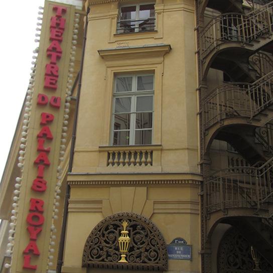 Theatre du Louvre